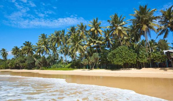 Strände Sri Lankas