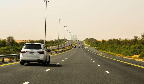 Selbstfahrerrundreise durch die Vereinigten Arabischen Emirate