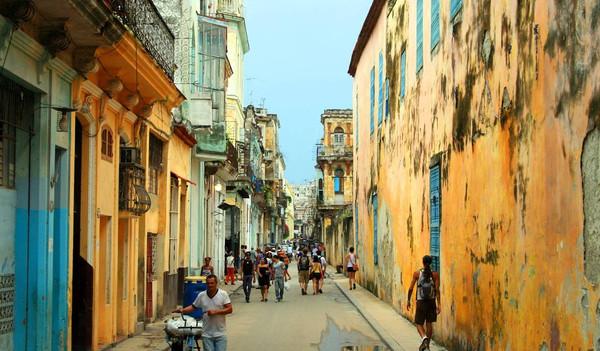 Malerisches Havanna