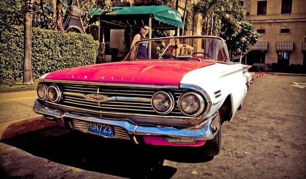 Kuba - Mietwagen und Baden