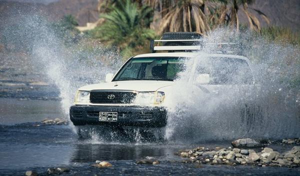Jeep-Rundreise durch das Sultanat Oman