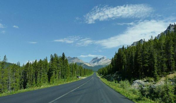 Dies soll der schönste Highway der Welt sein