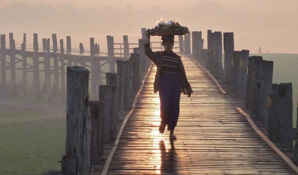 Myanmar - Rundreise und Baden