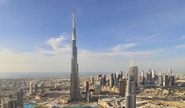 Dubai Reise - Burj Khalifa