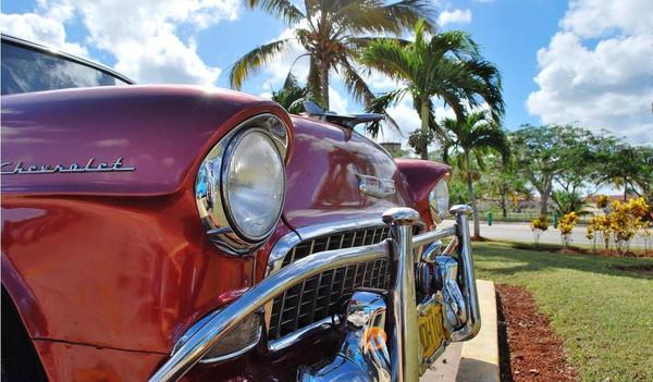 Kubas berühmte Autos