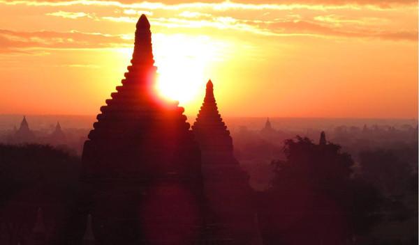 Myanmar - das Goldene Land