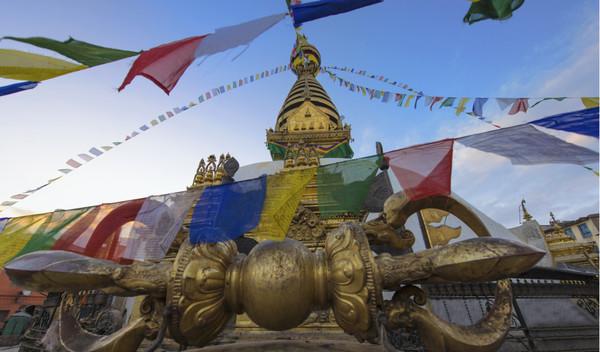 Nepal - Am Fuße des Himalaya