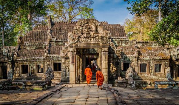 Höhepunkte Vietnams & Kambodschas