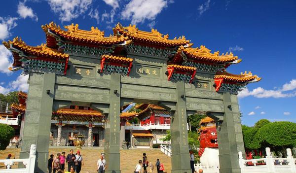 Taiwan Tempel