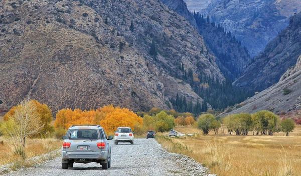 Erlebnisreise Kirgistan