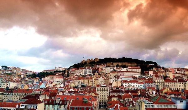 Portugal Urlaub - Portugal Reise - Lissabon Altstadt