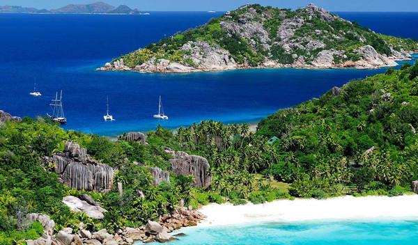 Seychellen Inselhüpfen Intensiv