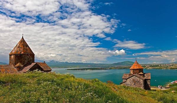 3-Länder-Reise im Kaukasus:Aserbaidschan, Georgien, Armenien