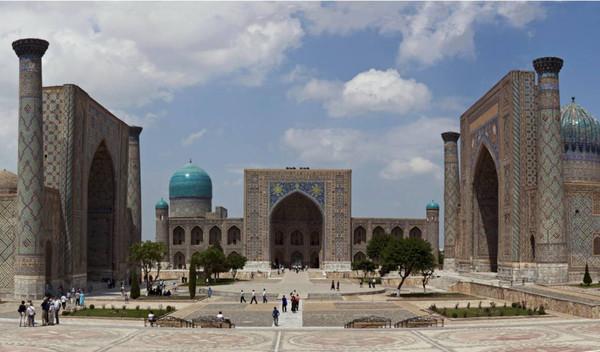 Höhepunkte Usbekistans mit Fergana Tal