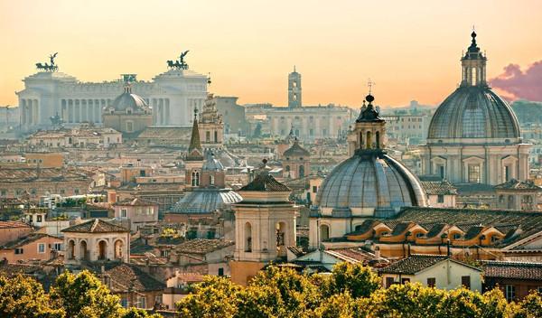 Rom zum Kennenlernen