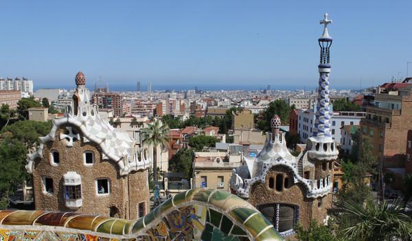Impressionen Barcelonas