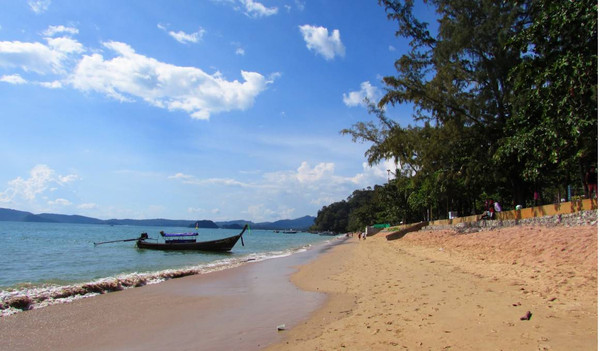 Ao Nang ist ein wunderschöner Ort in Süd-Thailand