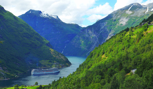 Norwegen Reise mit Oasis Travel - Norwegen Fjorde